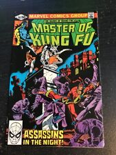 Master Of Kung Fu#102 Incredible Condition 8.5(1981) Gene Day Art!!
