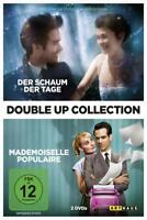 Der Schaum der Tage / Mademoiselle Populaire [2 DVDs/NEU/OVP] Audrey Tautou, Rom