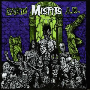 Misfits – Earth A.D. / Wolfs Blood VINYL LP RECORD