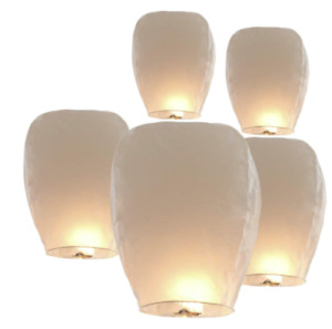 Birthday Party New Years 11 Pack Chinese Lanterns Festivals Paper Lanterns for Weddings CHARMINER Paper Lanterns