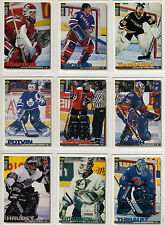 1995/96 Upper Deck Hockey Collectors Choice complete / finish your set U pick 25