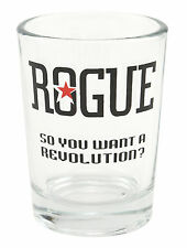 Rogue Ales Beer Tasting Glass - 4 oz - Craft Beer Brew Drinkware - Home Bar Pub