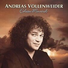 ANDREAS VOLLENWEIDER -  Eolian Minstrel - New Factory Sealed CD