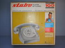 2 Telefon met Klingel van Stabo Spielwaren