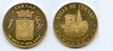 Gertbrolen Ville de Cernay 1 écu  1995  La porte de  Thann