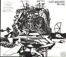 LAST ALLIANCE - the sum - Japan CD - NEW J-POP