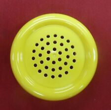 New Yellow Transmit Cap for Payphone Handsets Payphones Pay Phone Telephone AT&T
