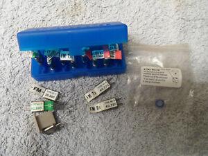 40Mhz CRYSTALS SETS x 5 PLUS A FEW RANDOM XTALS in RPM CASE