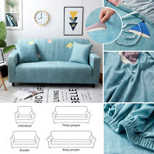 Stretch Chair Sofa Cover 1 2 3 Protector 4 Seater Couch Elastic Slipcover