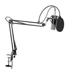 Neewer NW-700 Microphone Condensateur pour avec Support pour Studio Radio