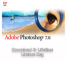 ADOBE PHOTOSHOP 7.0 WINDOWS DOWNLOAD - LIFETIME INSTALL LICENCE KEY