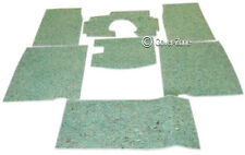Carrelli Soundproof Car Carpet Underfelt Kit for Austin-Healey Sprite CF009_F2