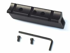 Ruger 10/22 10-22 10 22 Scope / Accessory SEE THRU Mount Base LIGHT WEIGHT