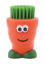 Harold Joie Veggie Dude Vegetable Brush, Carrot Potato Cleaning Kitchen Scrubber