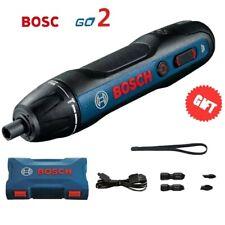 Visseuse Bosch Go2 USB rechargeable multi-fonction