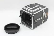"""EXC+"" Hasselblad 500c Camera Body w/ WLF A12 Filmback 2film From Japan #1768"