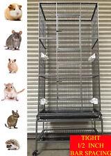 "74"" X-Large 5 Level Critter Cage Ferret Chinchilla Rat Squirrel Sugar Glider 359"