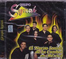 Grupo Synai El Nuevo Sonido de la Cumbia en Mexico CD New Nuevo Sealed