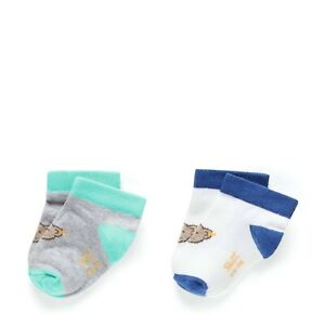 Schuhegröße 13-14 navy blau gestreift Steiff  Jungen Socke Benn gr 50-56