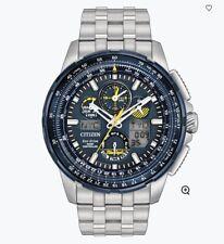Citizen Mens Promaster Skyhawk A-T Titanium Bracelet JY8101-52L