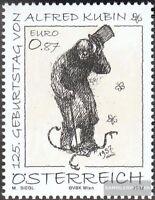 Österreich 2374 (kompl.Ausg.) postfrisch 2002 Kubin