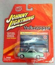 JOHNNY LIGHTNING Lmt Ed - VOLKSWAGEN - '64 Karmann Ghia ~ 1/64 Diecast