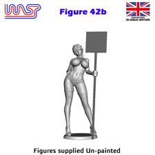 Trackside Figure Scenery Display No 42b New 1:32 Scale WASP