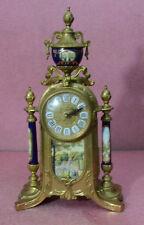 Vintage Ornate Imperial Mantle Clock.