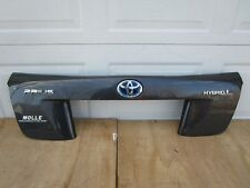 16 17 TOYOTA PRIUS REAR TAIL GATE MOLDING TRIM PANEL COVER OEM