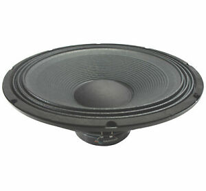 """Harmony HA-P18WS8 Replacement 18"""" PA Speaker Woofer for Peavey PV118 Sub"""