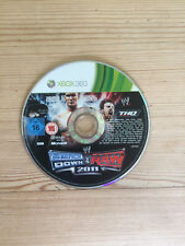 WWE SmackDown vs. Raw 2011 for Xbox 360 *Disc Only*