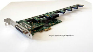 Sangoma A40506DE 10FXS 12FXO analog card w/ EC HW - PCIe