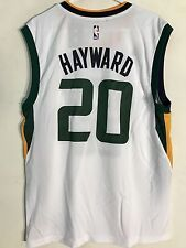Adidas NBA Jersey Utah Jazz Gordon Hayward White sz L