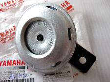 YAMAHA DT1 DT2 DT3 RT1 RT2 RT3 AT1 AT2 AT3 HORN 12V. GENUINE SILVER