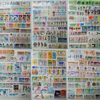 Worldwide Sports Stamp Collection MNH + 15 Full Sets from 15 Different Countries