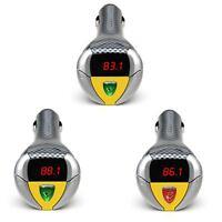 Sound Racer V8 V10 V12 In-Car Engine Sound Effect FM Transmitter MP3 Gadget AUX