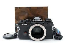 【MINT in BOX】 Olympus OM-4 Ti Black 35mm SLR Film Camera Body From JAPAN 1222