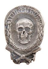 German Ww1 Stormtrooper Sturmtruppen Badge Medal