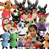 Bing Bunny Lovely Sula Flop Pando Rabbit Coco Dinosaur Stuffed Plush Toy Kids