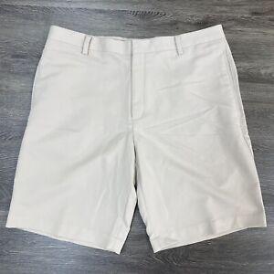 Nike Golf Tiger Woods Collection Men's Size 36 Khaki Shorts Golf