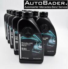 9x 1 Liter Original Mercedes AMG High Performance Motoröl MB 229.5 0W40