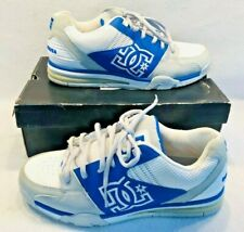 DC Versatile Skateboard Shoes White/Royal/Armor Size 13 Used in Box