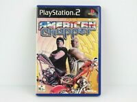 American Chopper PS2 Playstation 2 Game Complete PAL