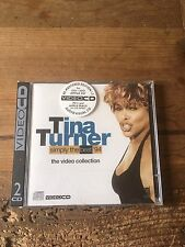 Tina Turner Simply The Best 94 The Video Collection RARE Video CD