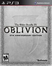 The Elder Scrolls IV: Oblivion: 5th Anniversary Edition (PS3) VideoGames