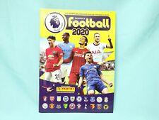 Panini Football 2020 Premier League Sammelalbum Leeralbum Album