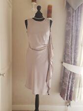 Roksanda Ilincic Editions gorgeous Mink/black dress size 12 BNWT ❤