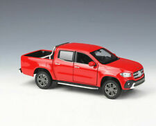 Welly 1:27 Mercedes Benz X-Class Red Diecast Model Car New in Box