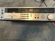 vintage technics cassette deck M227x