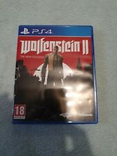 Wolfenstein II: The New Colossus (PlayStation 4, 2017)